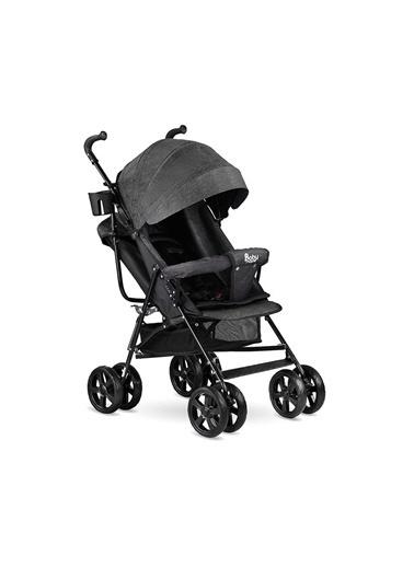 BabyHope Erkek Kız Bebek Baston Bebek Arabası Sa7 Bbhp Sarı